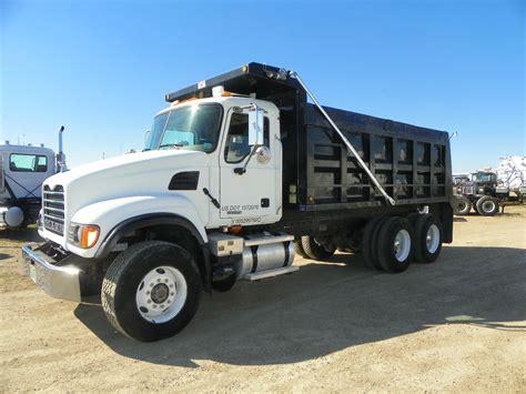 2006 Mack Granite Dump Truck :: Texas Star Truck Sales