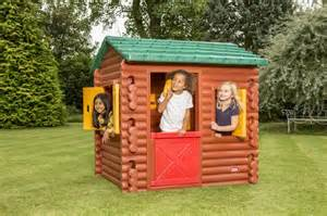tikes log cabin