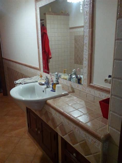 lavabo bagno in muratura mobile doppio lavabo