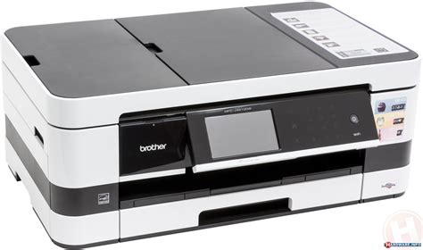 Printer Canon All In One A3 mfc j4510dw printing in landscape mode hardware