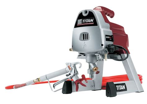 home depot paint sprayer rental cost canada titan xt250 paint sprayer the home depot canada