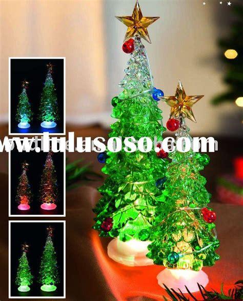 light up desk tree acrylic icicle tree lights decoration lights led