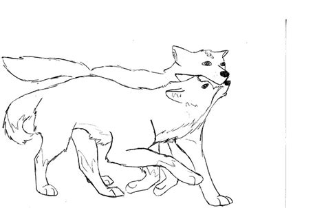 Free Wolf Howling At The Moon Coloring Pages Coloring Pages Wolf