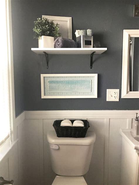 Grey Bathroom Decor » Home Design 2017