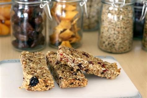 Healthy Seed Bar fruit nut and seed bars recipe hgtv