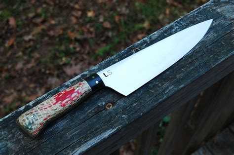 hand forged kitchen knife by bloodrootblades on etsy 21 best images about gorgeous knives on pinterest steak