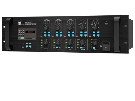 Mixer Audio Bma a compact 4 channel matrix mixing lifier