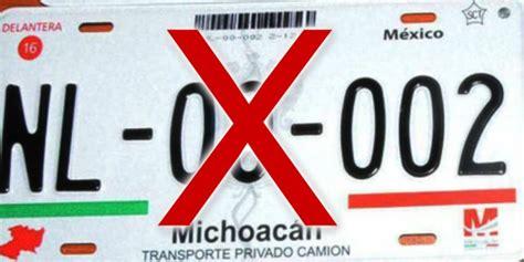 placas michoacan 2016 ciudadanos indignados con el reemplacamiento 2016