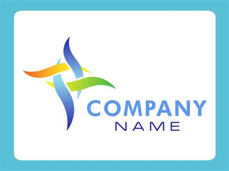 logo template vector free download