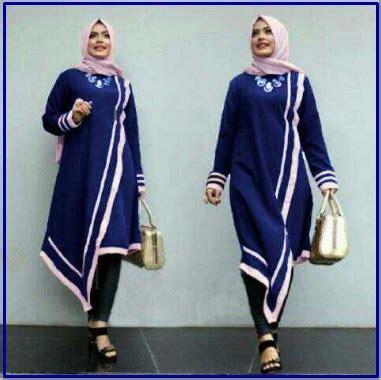 Busana Trendy busana muslim trendy terbaru
