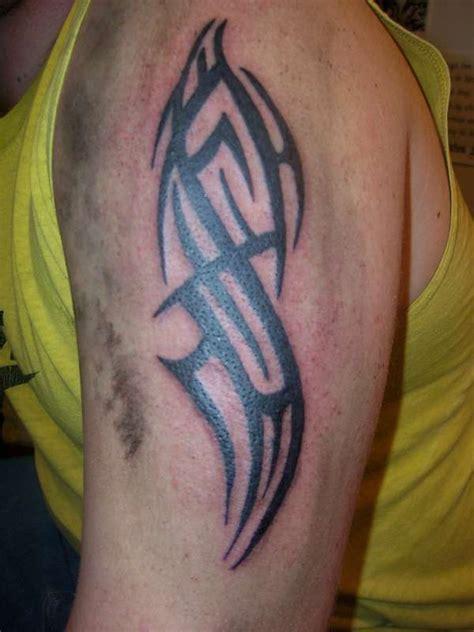 tattoo prices upper arm tribal on upper arm tattoo