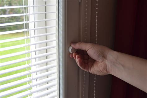 window blinds inside glass integrated blinds safety convenience window blinds