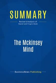 Mckinsey Mind the mckinsey mind 187 mustreadsummaries learn from the
