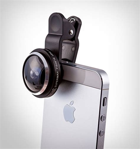 Wide Angle Mobile Lens fisheye lens for phone