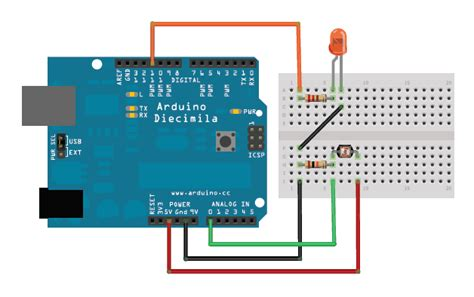 code arduino ldr exle of a schematic diagram get free image about