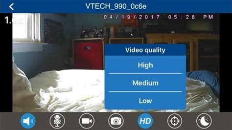 V Tech Arrow vtech vm991 safe sound expandable hd baby monitor review rating pcmag