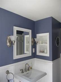 Small Bathroom Painting Ideas - diy bathroom decor tips for weekend project