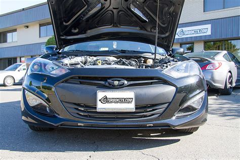 Hyundai Genesis Coupe Turbo Kit by Turbokits 2013 3 8 Gdi Turbo Kit Pre Release