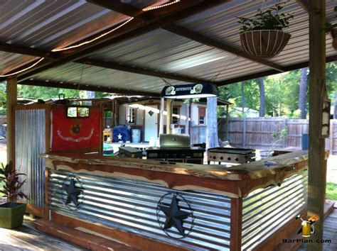 backyard patio bar backyard bar plans easy home bar plans
