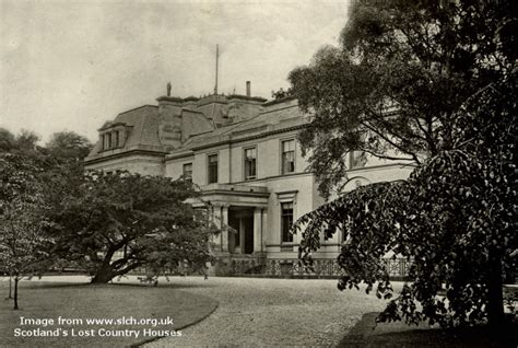 ralston house scotland s lost country houses