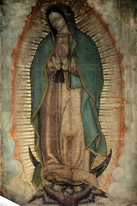 fotos virgen de guadalupe original 4 literally awesome facts about our lady of guadalupe