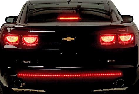 rear led light bar putco rear led light bar for chevy camaro putco