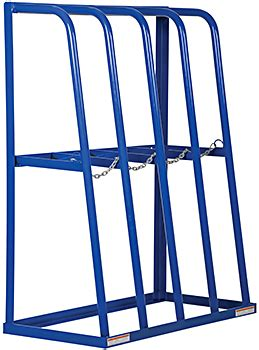 Vertical Pipe Rack by Vestil Ssrt 47 Vertical Pipe Storage Racks