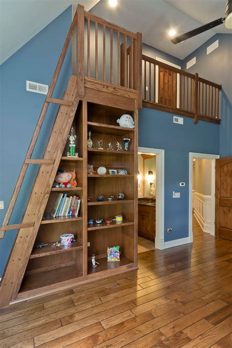 astounding loft ladder ideas  apply   home decohoms