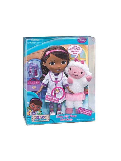 doc mcstuffin doll house doc mcstuffins time for check up interactive doll house of fraser