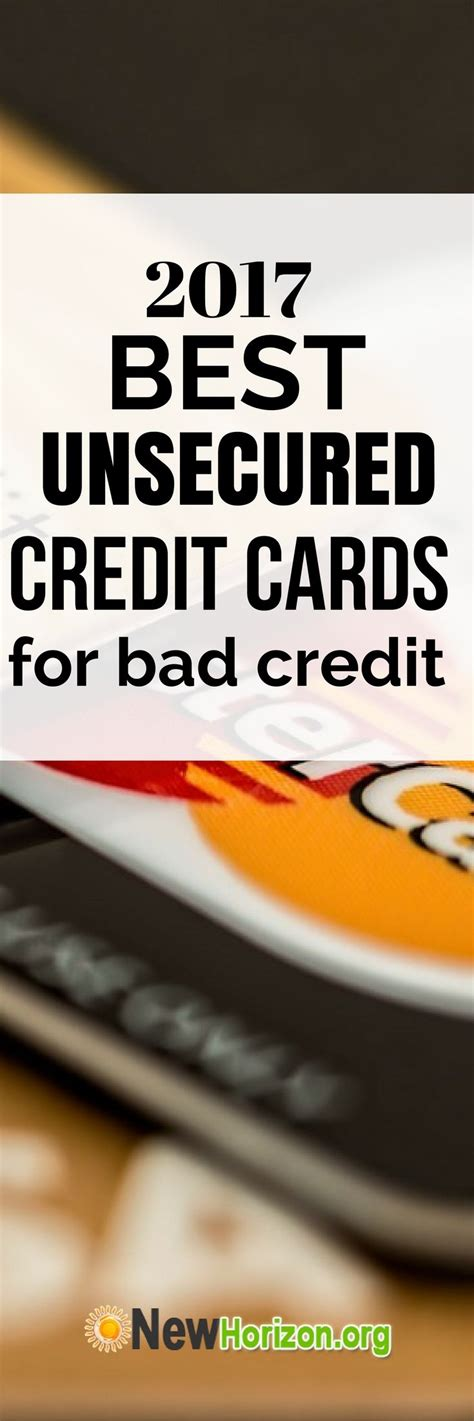 Unsecured Business Credit Cards For Bad Credit