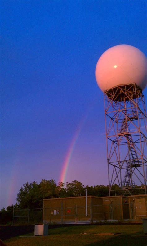 about our wsr 88d radar