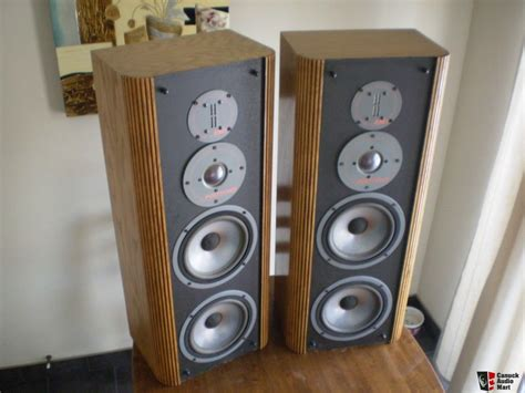 Speaker Mobil 4 Ads 442b vintage infinity rs4 speakers photo 301241 canuck audio