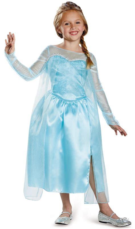 Dress Frozen frozen elsa snow dress costume buycostumes