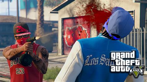 crips and bloods colors gta 5 bloods vs crips ep 19 hq