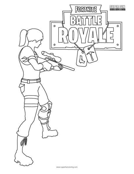Pubg Coloring Pages by Fortnite Battle Royale Coloring Page Coloring Squared In