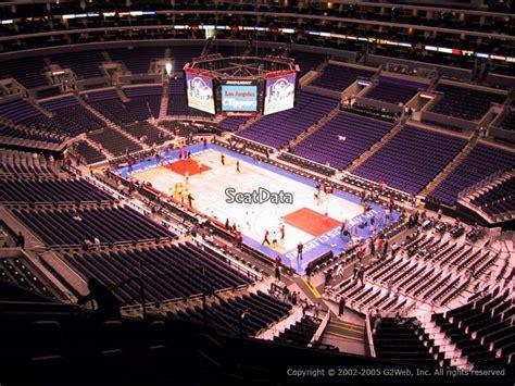 section 331 staples center staples center section 331 seat views seatscore
