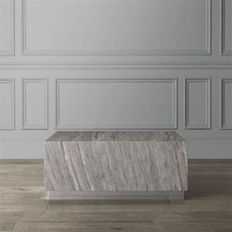 travertine coffee table square travertine square coffee table williams sonoma