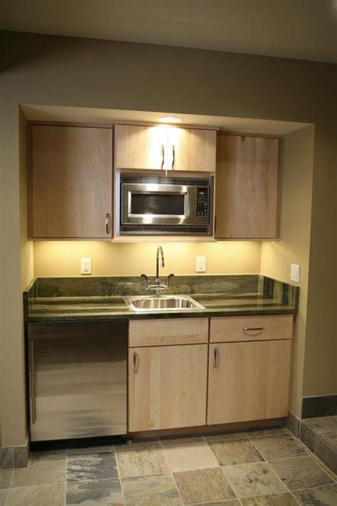basement kitchenette images  pinterest