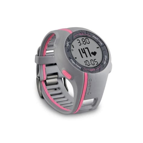 garmin forerunner 110 gps enabled womans sports with