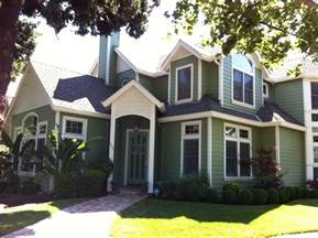 Green House Paint by Green Exterior House Paint Colors Car Tuning
