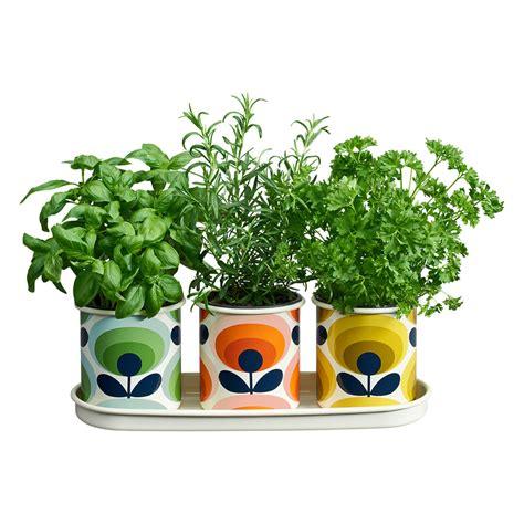 Orla Kiely's new 70s inspired garden range is totally