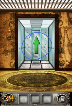 100 Floors 2 Escape Level 34 by The Floor Escape Level 34 Walkthrough