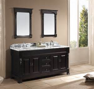virtu usa huntshire 72 quot bathroom vanity traditional