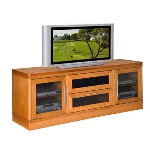 70 tv stands 70 quot transitional tv stand console light cherry tv stands