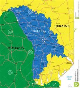 map image moldova map stock photo image 35605080