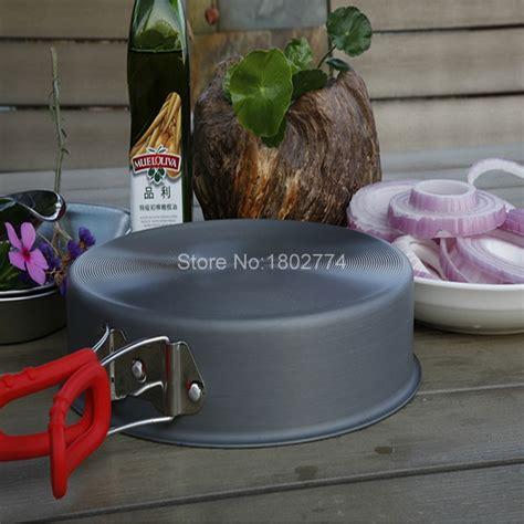 Alat Masak Outdoor Wajan Panci Piring Cooking Set Ds 200 Original buy grosir memasak keramik peralatan masak from