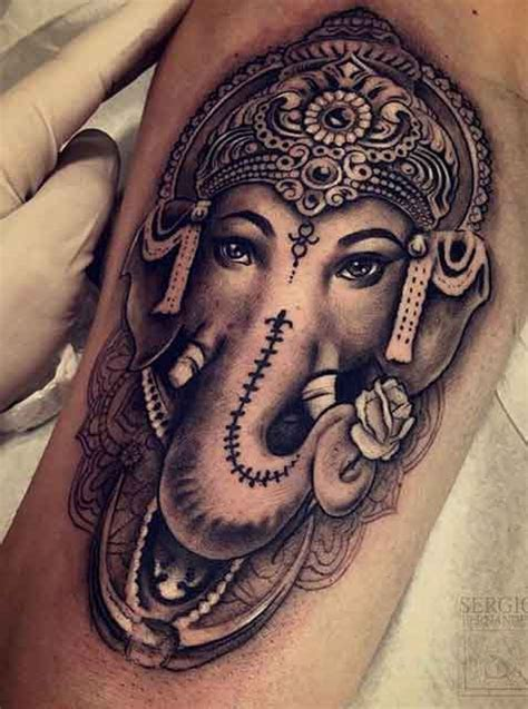 lord ganesha tattoo designs 50 amazing lord ganesha designs and meanings