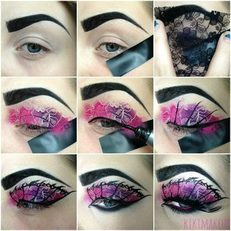 kiki makeup tutorial quotes great goth eye makeup trainer by kiki goth make up and