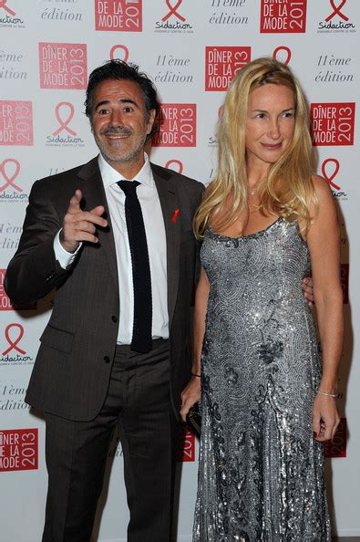 josé garcia et isabelle doval isabelle doval photos photos sidaction gala dinner 2013