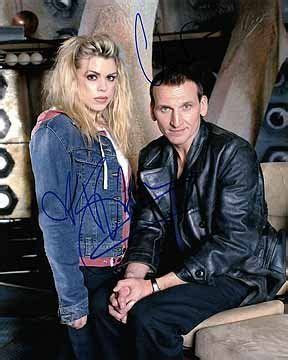 Christopher Eccleston Is Joining The Cast Of by Doctor Who Billie Piper Christopher Eccleston 8x10